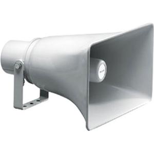 Bosch LBC3491/12 10 W RMS - 15 W PMPO Speaker - Light Grey - 480 Hz to 5.50 kHz - 1 Kilo Ohm