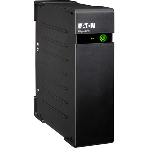 Eaton Ellipse EL500IEC Standby UPS - 500 VA/300 W - 2U Tower/Rack Mountable - Lead Acid - 220 V AC Input - 240 V AC Output - 3, 1