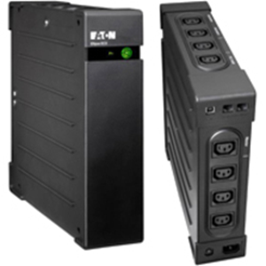 Eaton Ellipse EL1600USBIEC Standby UPS - 1.60 kVA/1 kW - 2U Tower/Rack Mountable - Lead Acid - 5 Minute Stand-by Time - 220 V AC Input - 240 V AC, 240 V AC Output - 4 x IEC 60320 C13, 4 x IEC 60320 C13