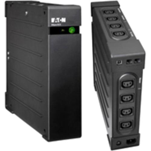 Eaton Ellipse EL1200USBIEC Standby UPS - 1.20 kVA/750 W - 2U Tower/Rack Mountable - Lead Acid - 220 V AC Input - 240 V AC, 240 V AC Output - 4, 4