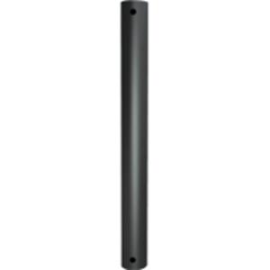 B-Tech System 2 BT7850-025 Mounting Pole - 140 kg Load Capacity - Black