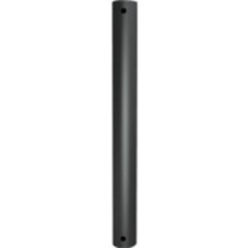B-Tech BT7850 Mounting Pole - 140 kg Load Capacity - Black