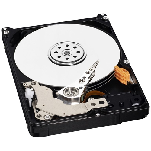 "WD AV-25 WD10JUCT 1 TB Hard Drive - 2.5"" Internal - SATA (SATA/300) - 5400rpm - 16 MB Buffer"