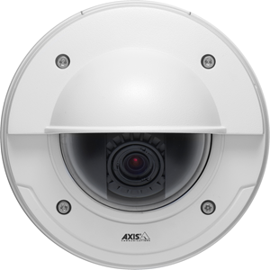AXIS P3364-VE Network Camera - Colour - 1280 x 960 - 2.4x Optical - CMOS - Cable - Fast Ethernet