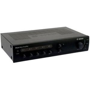 Bosch Plena PLE-1ME060-EU Amplifier - 60 W RMS - Charcoal - 60 Hz to 20 kHz - 200 W