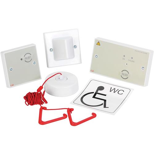 SigNET Toilet Alarm Kit