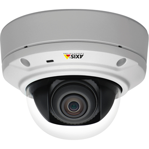 AXIS M3026-VE 3 Megapixel Network Camera - Colour - M12-mount - 2048 x 1536 - CMOS - Cable - Fast Ethernet - Dome