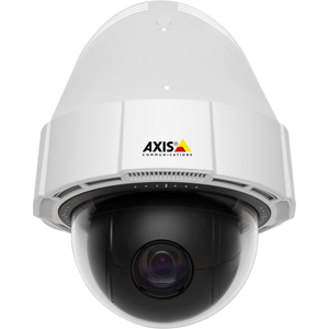 AXIS P5415-E Network Camera - Colour - 1920 x 1080 - 18x Optical - RGB CMOS - Cable - Fast Ethernet - Dome - Wall Mount, Corner Mount
