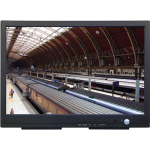 "Pelco PMCL319BL 48.3 cm (19"") LED LCD Monitor - 5:4 - 5 ms - Adjustable Display Angle - 1280 x 1024 - 16.7 Million Colours - 250 cd/m² - 1,000:1 - SXGA - Speakers - DVI - 27 W"