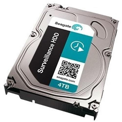 Seagate 4 TB Internal Hard Drive - SATA - 5900rpm - 64 MB Buffer
