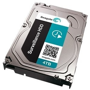 Seagate 4 TB Internal Hard Drive - SATA - 5900rpm - 64 MB Buffer