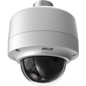 Pelco Sarix IMP1110-1EP 1 Megapixel Network Camera - Dome - H.264, Motion JPEG - 1280 x 720 - 3.6x Optical - CMOS - Pendant Mount, Wall Mount