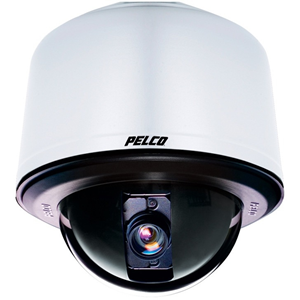 Pelco Spectra IV SD436-PG-E1-X Surveillance Camera - Colour - 3.30 mm - 119 mm - 36x Optical - EXview HAD - Cable - Dome - Pendant Mount