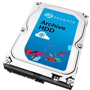 "Seagate Surveillance ST2000VX005 2 TB 3.5"" Internal Hard Drive - SATA - 5900rpm - 64 MB Buffer"