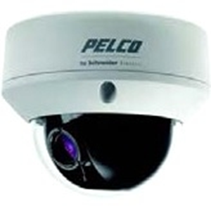 Pelco FD5-DV10-6 Surveillance Camera - Colour - 2.80 mm - 10.50 mm - 3.8x Optical - Exview HAD CCD II - Cable - Dome - Wall Mount, Pendant Mount