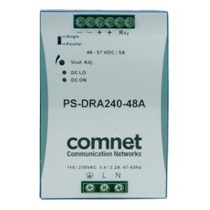 ComNet Proprietary Power Supply - 90% - 48 V DC Output Voltage - DIN Rail