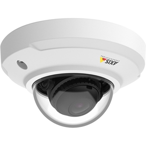 AXIS 2 Megapixel Network Camera - Colour - MPEG-4 AVC, Motion JPEG, H.264 - 1920 x 1080 - 2.80 mm - RGB CMOS - Cable - HDMI - Dome