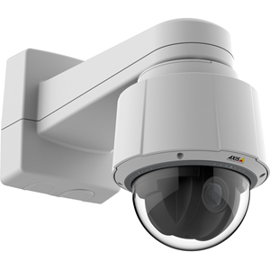AXIS Q6052-E Network Camera - Monochrome, Colour - MPEG-4 AVC, Motion JPEG, H.264 - 720 x 576 - 3.30 mm - 119 mm - 36x Optical - CMOS - Cable - Dome