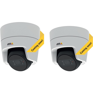 AXIS 2 Megapixel Network Camera - Colour - H.264 - 1920 x 1080 - CMOS - Cable