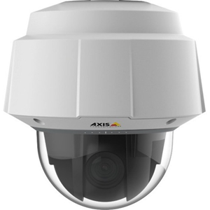 AXIS Q6055-E Network Camera - Colour - MPEG-4 AVC, Motion JPEG, H.264 - 1920 x 1080 - 4.44 mm - 142.60 mm - 32x Optical - CMOS - Cable - Dome - Wall Mount, Pendant Mount, Recessed Mount, Pole Mount, Ceiling Mount, Parapet Mount, Bracket Mount
