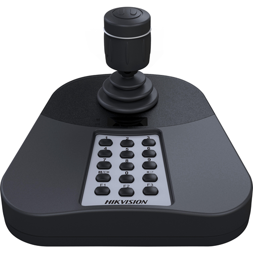 Hikvision DS-1005KI Surveillance Control Panel - Pan, Tilt, Zoom Control - 3D Joystick - USB Port