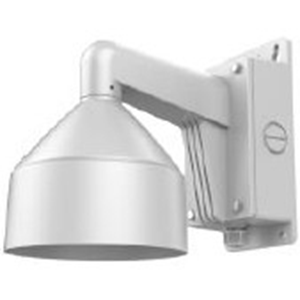 Hikvision DS-1273ZJ-DM26-B Wall Mount for Network Camera - 4.50 kg Load Capacity - White
