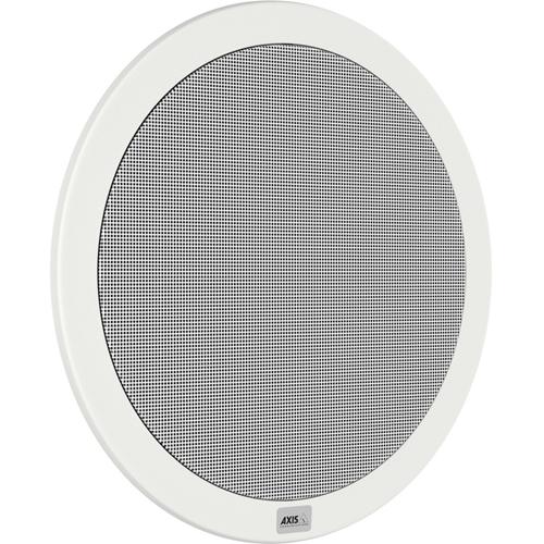 AXIS C2005 Speaker System - Ceiling Mountable - White - 45 Hz - 20 kHz - SD, microSD, microSDHC - Built-in Microphone