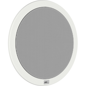 AXIS C2005 Speaker System - Ceiling Mountable - White - 45 Hz - 20 kHz - SD, microSD, microSDHC - Built-in Microphone