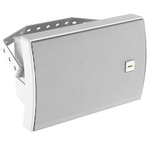 AXIS C1004-E Speaker System - 6 W RMS - Wall Mountable - White - 60 Hz - 20 kHz - microSD, SD, microSDXC, microSDHC - Ethernet, Built-in Microphone, Bass Reflex, Wireless Audio Stream