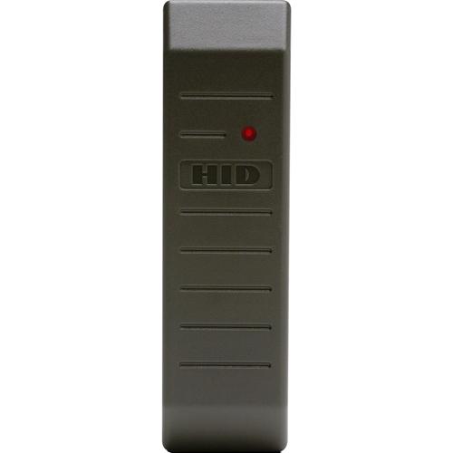 HID MiniProx 5365 Smart Card Reader - Charcoal Grey - 127 mm Operating Range - Wiegand