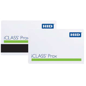 HID iCLASS 2000PG1MN Smart Card