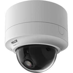 Pelco Sarix IMPS110-1S 0.5 Megapixel Network Camera - Colour - H.264, Motion JPEG - 800 x 600 - 2.80 mm - 10 mm - 3.6x Optical - CMOS - Cable - Dome - Surface Mount, Wall Mount