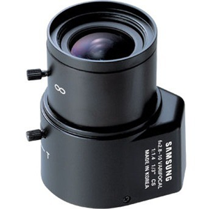 Hanwha Techwin SLA-2812DN - 2.80 mm to 12 mm - f/1.3 - Zoom Lens for CS Mount - Designed for Surveillance Camera - 4.3x Optical Zoom