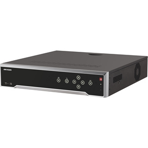 Hikvision DS-7732NI-I4/16P Video Surveillance Station - 32 Channels - Network Video Recorder - MPEG-4, H.264, H.264+, H.265 Formats - 1 Audio In - 1 Audio Out - 1 VGA Out - HDMI