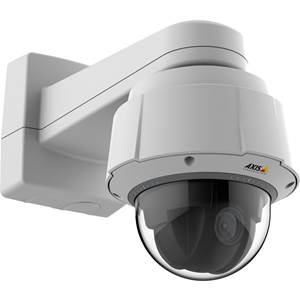 AXIS Q6054 Network Camera - 1 Pack - Colour - H.264, MPEG-4 AVC, Motion JPEG - 1280 x 720 - 4.40 mm - 132 mm - 30x Optical - RGB CMOS - Cable - Dome - Ceiling Mount, Recessed Mount, Wall Mount, Pole Mount, Parapet Mount, Pendant Mount, Corner Mount