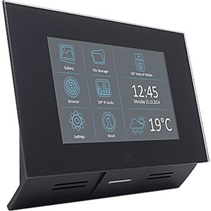 "2N Indoor Touch 17.8 cm (7"") Video Master Station - Touchscreen LCD - Full-duplex - Door Entry"