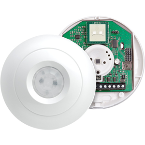 Texecom Premier Elite AM360 DT Motion Sensor - 9 m Motion Sensing Distance - Ceiling-mountable