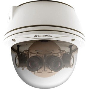 Arecont Vision SurroundVideo AV20185DN Network Camera - Colour - CMOS - Cable - Fast Ethernet