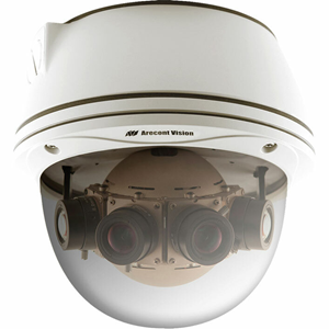 Arecont Vision SurroundVideo AV20185DN-HB Network Camera - Colour - 10240 x 1920 - CMOS - Cable - Fast Ethernet