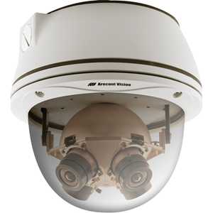 Arecont Vision Network Camera - Colour - 10240 x 1920 - CMOS - Cable - Fast Ethernet