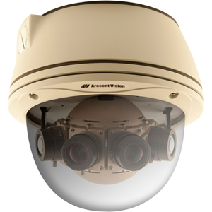 Arecont Vision SurroundVideo AV8185DN Network Camera - Colour - 1600 x 1200 - CMOS - Cable - Fast Ethernet