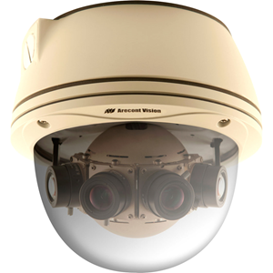 Arecont Vision SurroundVideo AV8185DN-HB Network Camera - Monochrome, Colour - 1600 x 1200 - CMOS - Cable - Fast Ethernet