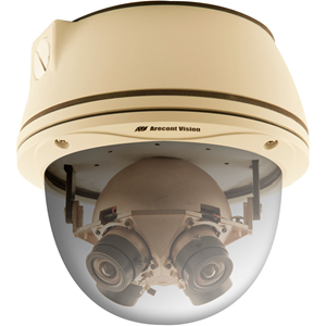 Arecont Vision SurroundVideo AV8365DN Network Camera - Colour - CS Mount - 1600 x 1200 - CMOS - Cable - Fast Ethernet