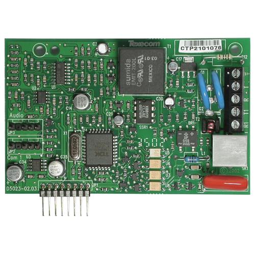 Texecom Premier Elite Communication Module - For Control Panel