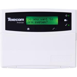 Texecom Premier Security Keypad - For Control Panel