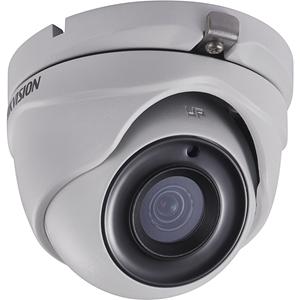 Hikvision Turbo HD DS-2CE56D7T-ITM 2 Megapixel Surveillance Camera - 1 Pack - Colour - 20 m Night Vision - 1920 x 1080 - 3.60 mm - CMOS - Cable - Turret - Corner Mount, Junction Box Mount, Pole Mount, Wall Mount, Ceiling Mount