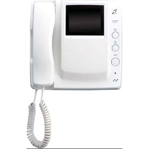 "Aiphone GT-1M-L 8.9 cm (3.5"") Video Door Phone - LCD - Full-duplex"
