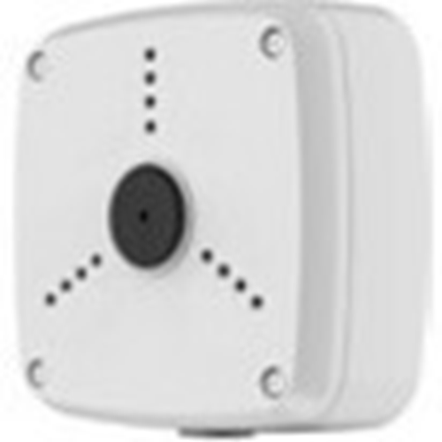 Honeywell Performance HBS2-BB Mounting Box for Network Camera - Die-cast Aluminum - Off White