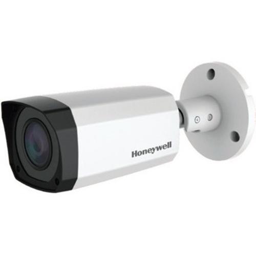 Honeywell Performance HBW2PR2 2 Megapixel Network Camera - Monochrome, Colour - 60 m Night Vision - Motion JPEG, H.264 - 1920 x 1080 - 2.70 mm - 12 mm - 4.4x Optical - CMOS - Cable - Bullet - Pole Mount, Corner Mount