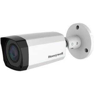 Honeywell Performance HBW4PR2 4 Megapixel Network Camera - Monochrome, Colour - 60 m Night Vision - Motion JPEG, H.264 - 2688 x 1520 - 2.70 mm - 12 mm - 4.4x Optical - CMOS - Cable - Bullet - Pole Mount, Corner Mount